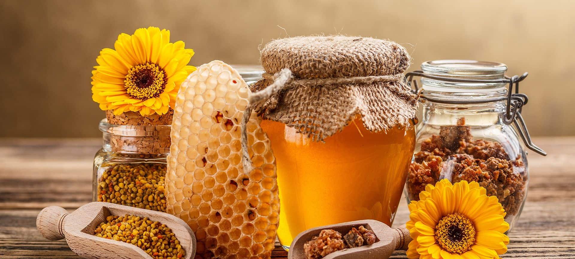 Как выбрать цветочная пыльца