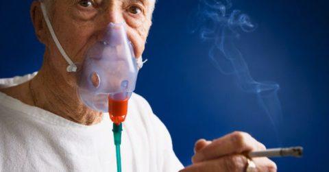 Бронхит курильщика – самое распространенное хроническое заболевание верхних дыхательных путей.