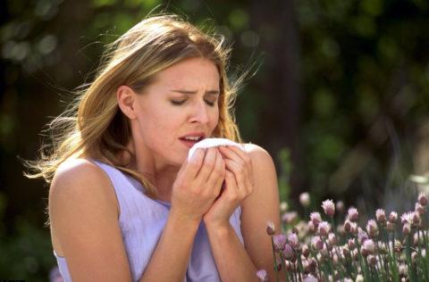 Для аллергического бронхита типично без температурное течение
