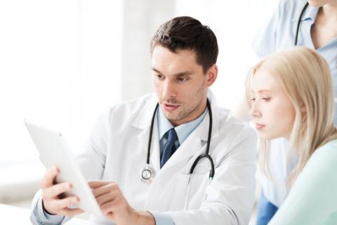 Интервью с врачом-терапевтом на тему заболевания верхних дыхательных путей.