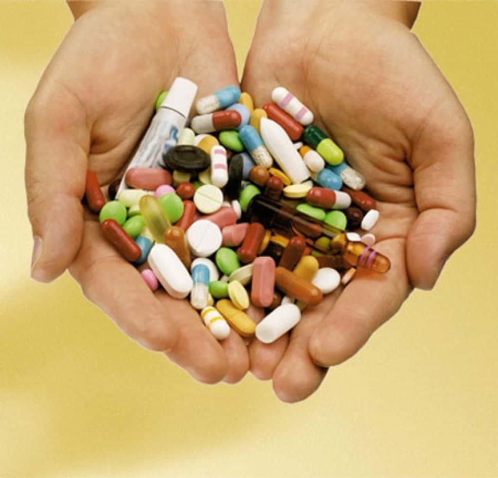 Противоаллергические средства фармакология и рецептура