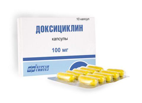 Как принимать средство для лечения бактериальных процессов.