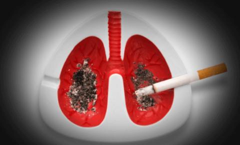 Курящие люди болею пневмониями на 30% чаше