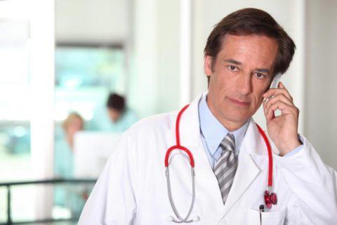 Только врач может выписать вас на работу