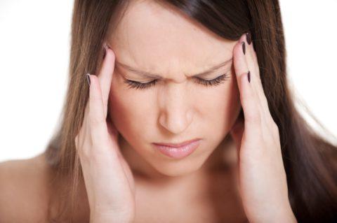 Периодические головные боли.