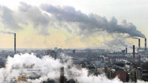 Плохая экология — частая причина развития бронхита