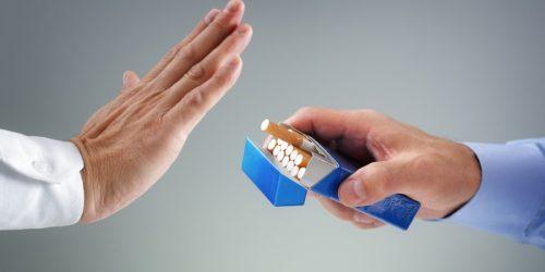 Отказ от курения хороший способ ускорить собственное выздоровление