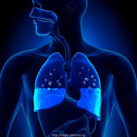 Как восстановить здоровье легких.