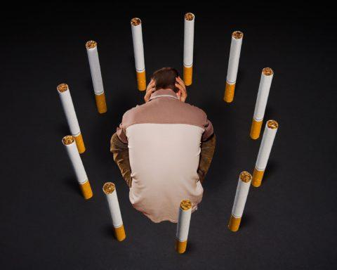 Недавно бросил курить - помни об абстинентном синдроме
