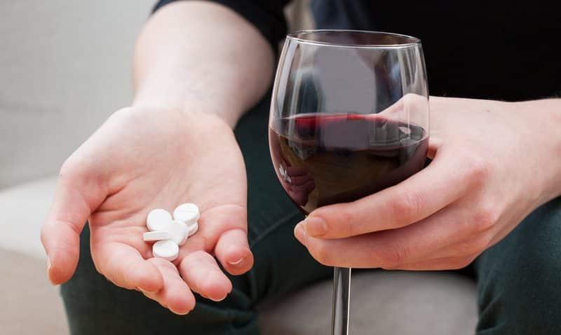 Можно употреблять алкоголь принимая норфлоксацин