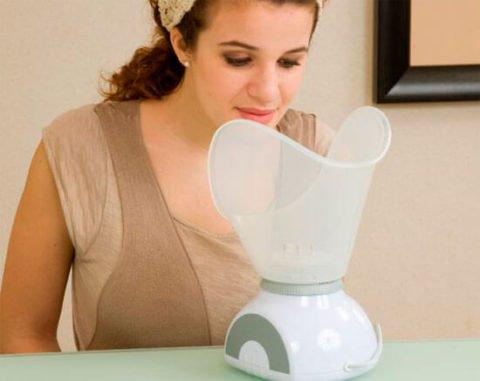 Аппарат для проведения паровых ингаляций
