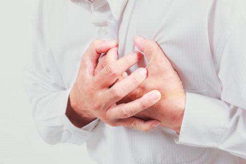 Боль в груди – верный признак проблем со здоровьем