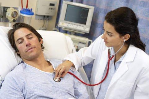 Болезни сердца — наиболее частые причины развития отека
