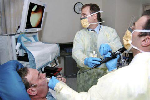 Бронхоскопия – метод диагностики, который часто используется в пульмонологии.