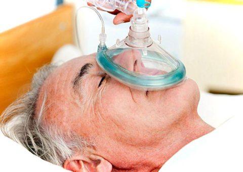 Чаще всего синдром повышенной легочной воздушности диагностируется у пожилых пациентов