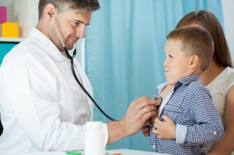 Чем опасны кальцинаты у ребенка.