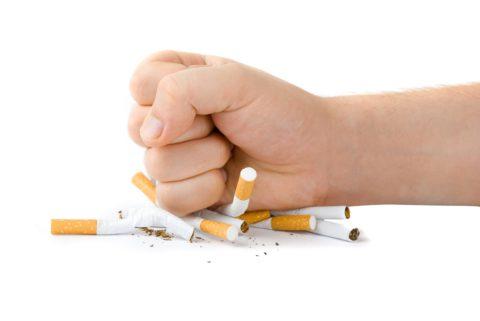 Для повышения качества жизни необходим полный отказ от курения.