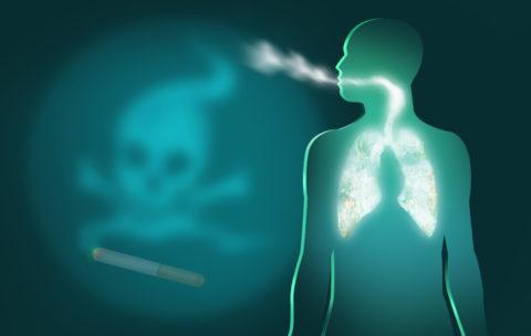 Дыхательная система заядлого курильщика может быть полностью восстановлена.