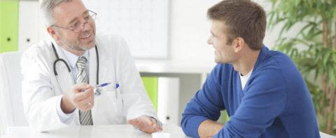 Интервью врача терапевта.