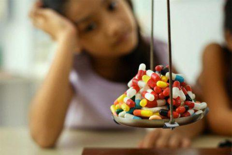 Как проходит лечение воспаления легких у детей.