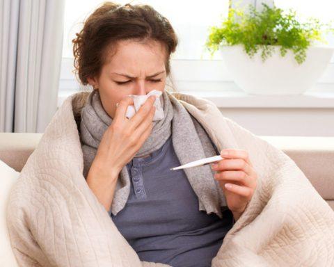Как проявляется пневмония.
