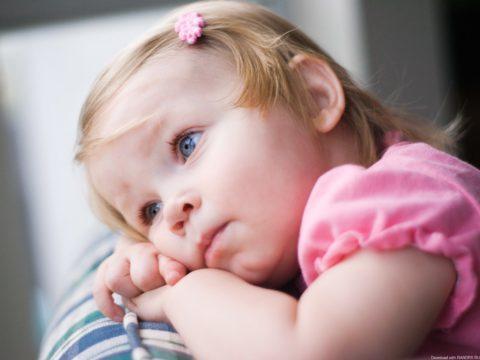 Как проявляется скрытая пневмония у детей.