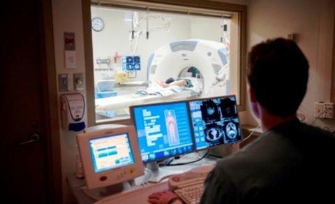 Компьютерная томография.