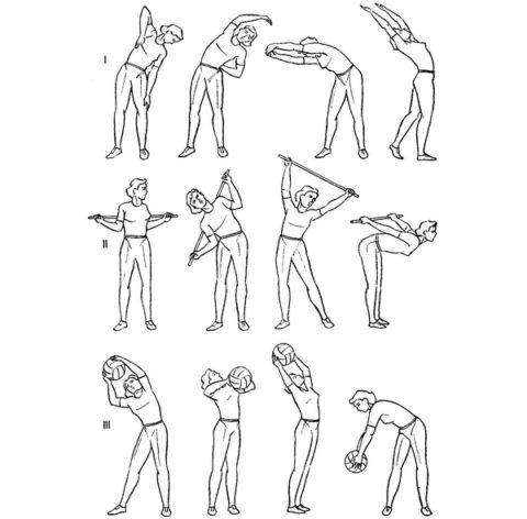 ЛФК в сочетании с дыхательными упражнениями ускоряют выздоровление