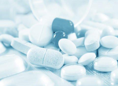 Медикаментозное лечение фиброза.