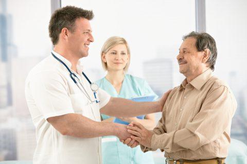 Вылечить патологию может только врач