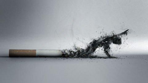 Насколько вредит легким курение.