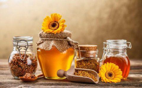 Натуральный пчелиный мед – очень действенен при воспалении бронхов