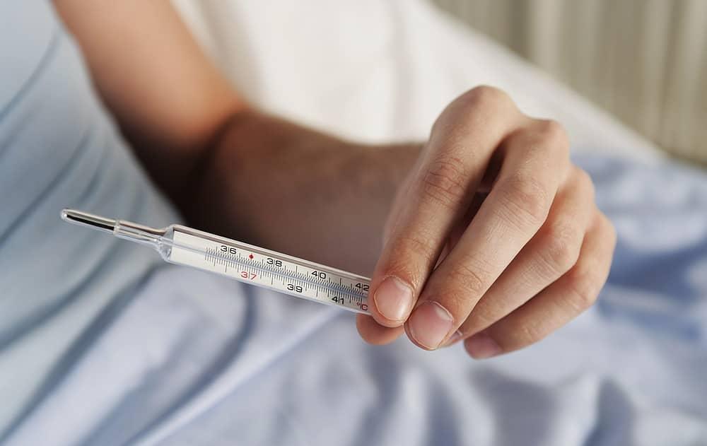 Температура тела - важный показатель состояния беременной