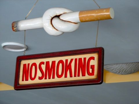 Необходимо осуществить полный отказ от никотиновой зависимости.