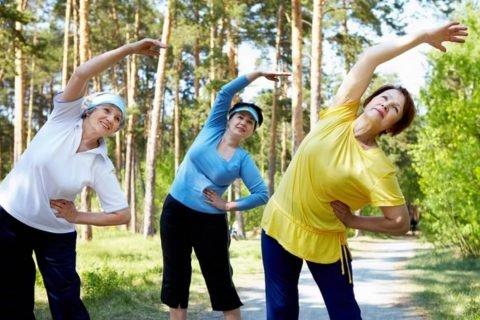 Общие принципы лечебной физкультуры.