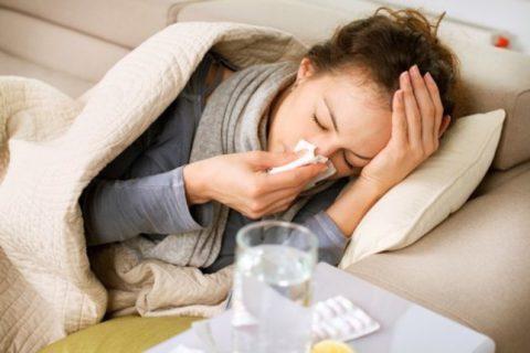 Общие симптомы воспалительного процесса.