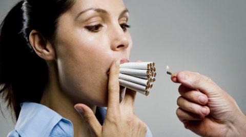 Основная причина, провоцирующая проявление болезней легких.