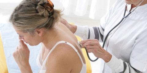 Повышение температуры тела при онкологических заболеваниях.