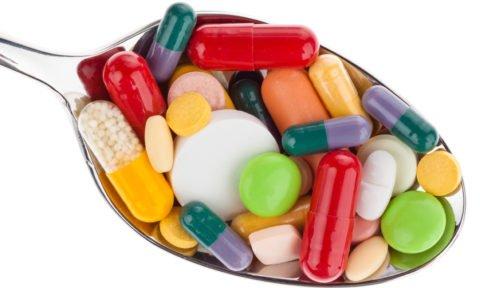 Схема медикаментозного лечения определяется в частном порядке.