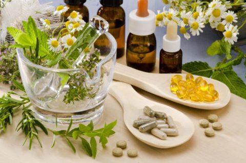 Сила природы и эффективность фармакологической промышленности.