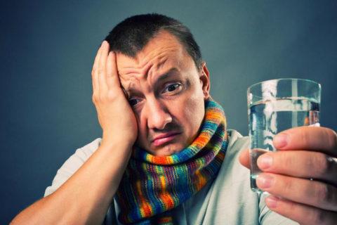 Сколько держится температура при бронхите зависит от типа заболевания и правильности лечения