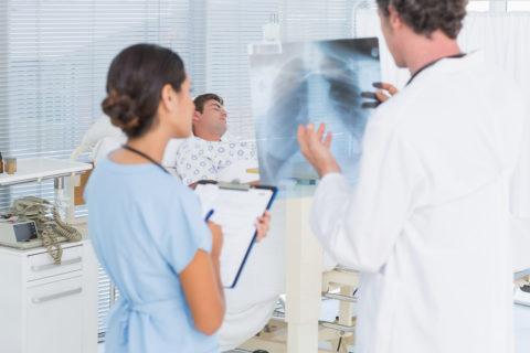 Сколько лечиться пневмония в стационаре.
