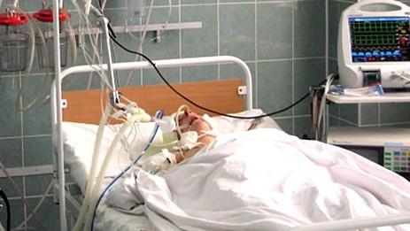 Состояние пациента при гангрене легкого может расцениваться как критическое.