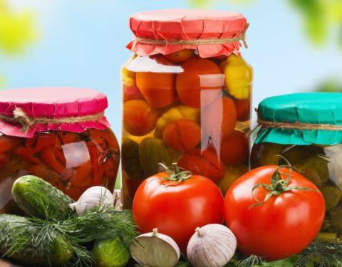 Справиться с зависимостью помогут вкусные и полезные домашние соленья.