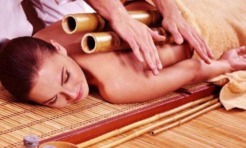 Вариант исполнения перкуссионного массажа.