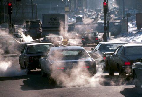 Выхлопные газы не так безобидны, как вы думаете