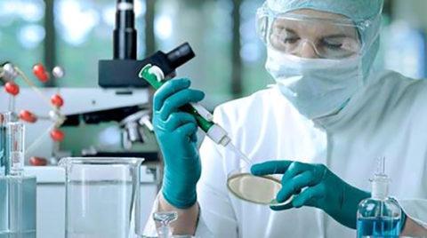 Бактериологическое обследование мокроты