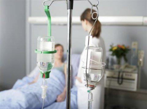 Стационарные условия лечения необходимы при тяжелых формах болезни дыхательной системы
