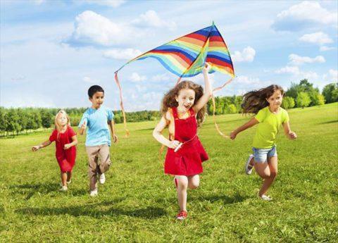 Активный образ жизни детей
