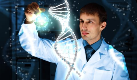 Генетический фактор предрасполагает к развитию поражения.
